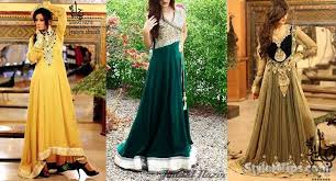 fancy frocks dresses collection 2017 for in pakistan