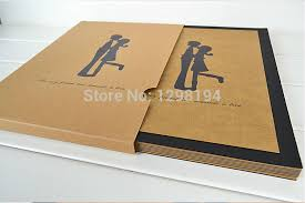 personalized wedding scrapbook free ship 10 inch diy photo album scrapbook handmade paper