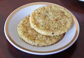 treats from around the world vegan pistachio cookies