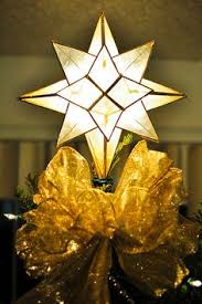 lighted capiz star tree topper pin by luxefinds com on your anthropologie favorites pinterest