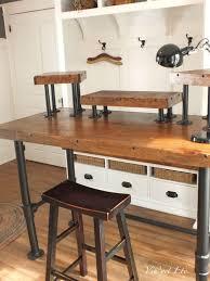 industrial desk reveal 1 3 hometalk