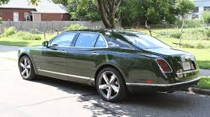 2016 bentley mulsanne speed just 2015 bentley mulsanne speed review notes when only a motorcar
