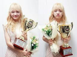 Win With Flower by Perf K Kim Sejeong Gugudan Wins 1 With