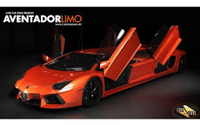 lamborghini aventador limo hire lamborghini aventador limo prix idée d image de voiture