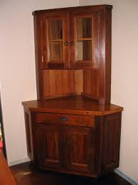 corner kitchen hutch cabinet home design ideas