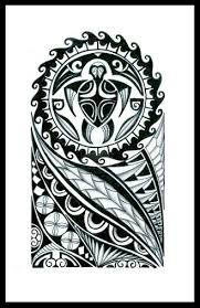 Polynesian Art Designs 48 Coolest Polynesian Tattoo Designs Tattoo Designs Tattoo And