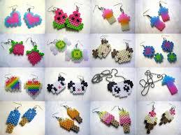 68 best mini perler patterns images on pinterest bead patterns