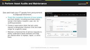 Reservation Desk Com Top 5 Benefits Of Using Web Help Desk For It Asset Management