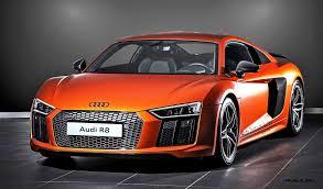 Audi R8 V10 - 2016 audi r8 v10 copper