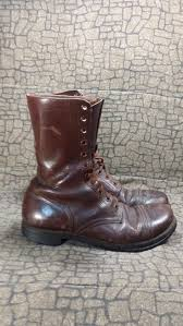 vintage motorcycle boots 25 best paratrooper boots ideas on pinterest men boots leather