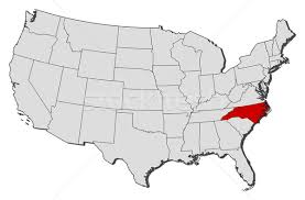 us map states carolina us map states carolina 1885661 stock photo map of the united