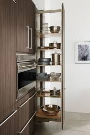 pull out tall kitchen cabinets tall pull out pantry as shown in the contemporary expressions