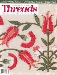 dazor ls for needlework threads magazine 20 december 1988 january 1989 by mary lopez puerta