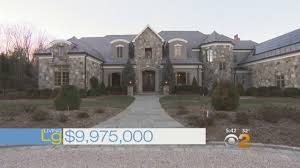 Stone Mansion Alpine Nj Floor Plan by Living Large Regal Stone Mansion In Westchester Youtube