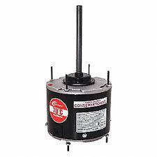 1 3 hp condenser fan motor century condenser fan motor 1 3 hp 1075 rpm 60hz 4me16 feh1036sf