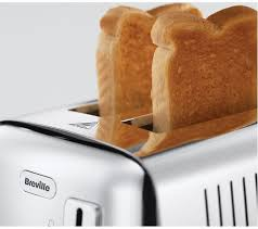 Images Of Bread Toaster Buy Breville The Perfect Fit For Warburtons Vtt570 2 Slice Toaster