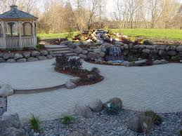 Stone Patio Design Ideas by Brick Paver Patio Design Ideas With Alluring Minneapolis Patio