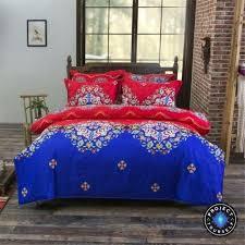 ethnic duvet covers custom