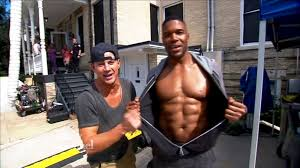 magic mike xxl behind the michael strahan gives a behind the scenes look at magic mike xxl