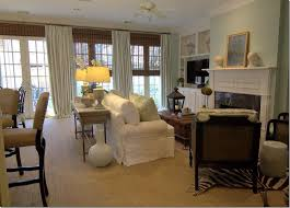 Best Woven Wood Shades Images On Pinterest Curtains Bamboo - Family room drapes