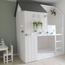 Stolmen Bed Hack Mommo Design 10 Ikea Kura Hacks Kids Furniture And Details