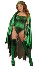 Amazon Halloween Costumes Amazon Women U0027s Poison Ivy Costume Sz Large 10 12
