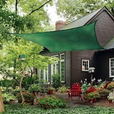 Sail Cloth Awnings Triyae Com U003d Sun Canopy For Backyard Various Design Inspiration