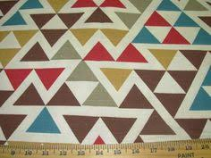 Modern Retro Upholstery Fabric Details About Designer Dfs Cut Velvet Large Retro Vintage Circle
