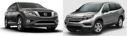 2016 nissan pathfinder 2016 nissan pathfinder vs the competition newton nissan