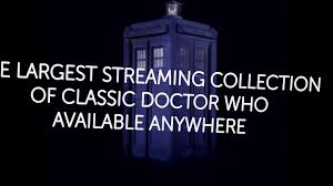 classic u0027doctor who u0027 crosses the pond with britbox geek com
