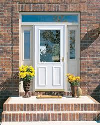 Patio Door With Sidelights Front Doors Entry Doors Patio Doors Garage Doors Storm Doors