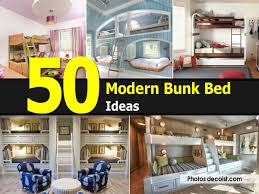 Bunk Bed Ideas For Small Rooms 50 Modern Bunk Bed Ideas