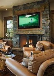 Fireplace Insert Screen by Flat Screen Tv Over Fireplace8 For The Home Pinterest Flat