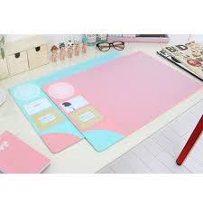 Desk Mat Clear by Doily Desk Mat Nonslip Pad Waterproof Table Desk Organizer Korean