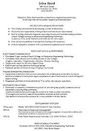 Electronic Resume Example by Warehouse Job Resume Sample Veterinary Assistant Resume Samples