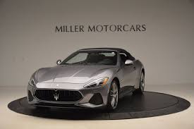 grey maserati granturismo 2018 maserati granturismo sport stock m1961 for sale near