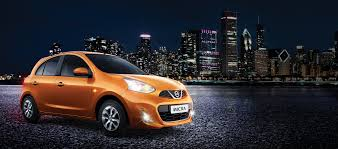 nissan micra india price 2017 nissan micra launched in india at rs 5 99 lakh ex showroom
