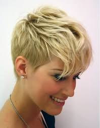very short hair with highlights very short hairstyles for fine