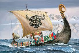revell viking ship model kit 1 50 05403 free delivery sail