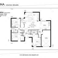 plan de maison 5 chambres plain pied plan maison 5 chambres plain pied fabulous pour le sens de la suite