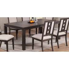 Contemporary Dining Room Table Dining Table Sets For Sale Near You Rc Willey Furniture Store