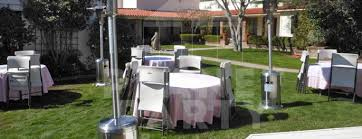 party rentals san fernando valley outdoor patio heater rentals with propane tank balloon arches