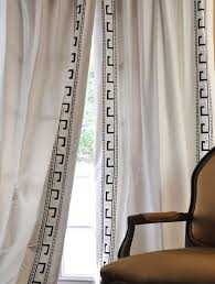 Window Curtains And Drapes Decorating Window Treatments Discounted Greco Oyster Italian Embroidered