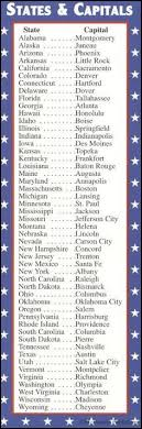 united states map states and capitals names printable map of usa they also a beautiful colored version