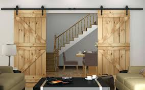 Interior Barn Doors Hardware Interior Barn Door Hardware To Achieve American Style All Design