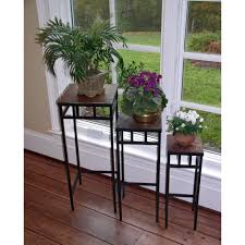 plant stand indoor plantnds living room with whitend metal tall