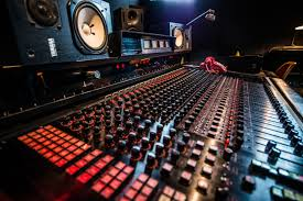 Recording Studio Mixing Desk by Mythical Gear Sly Stone U0027s Flickinger N32 Matrix Console Reverb News