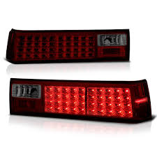 mustang led tail lights rosso burgundy led tail lights vipmotoz