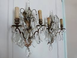 battery operated crystal wall sconces unifiedtek unifiedtek