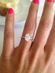 oval engagement rings gold oval engagement ring 2017 wedding ideas magazine weddings